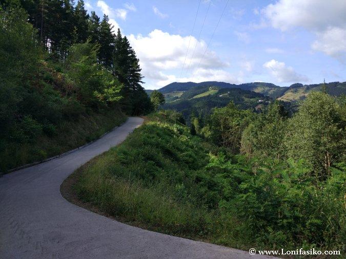 Paseos por Euskadi