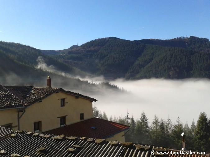 Nieblas matinales fotos