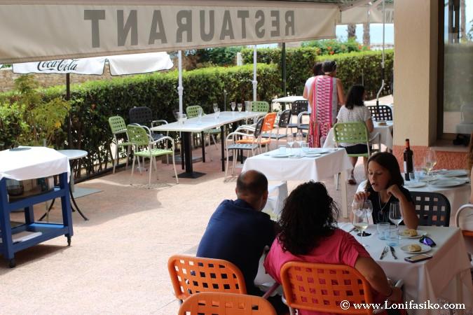 Albert Guzmán Restaurant Sant Carles
