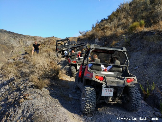 Andinas racing almeria aventura