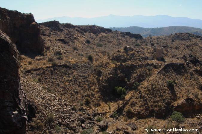 Minería Almería fotos