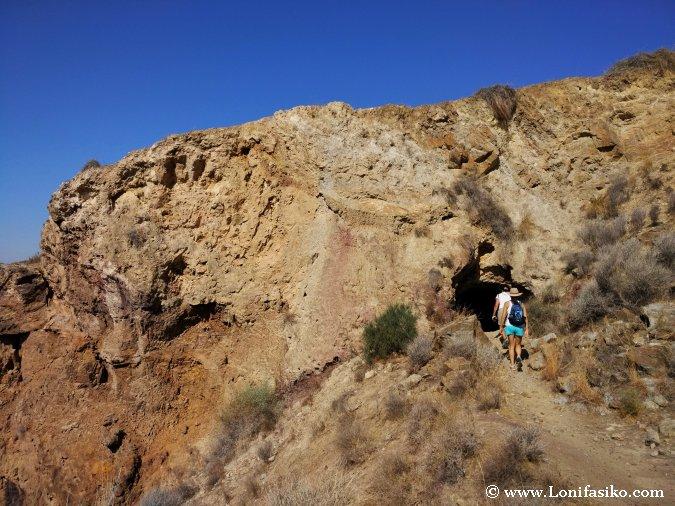 Ruta minera de Bédar