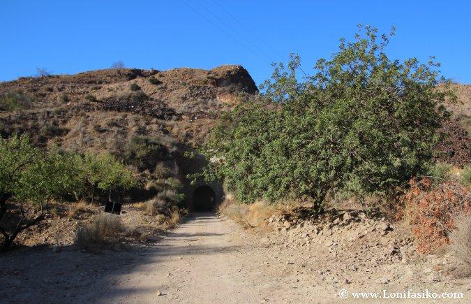Ruta minera Bédar Almería