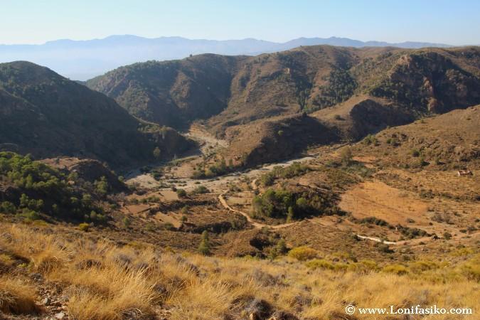 Rutas Senderismo Almería