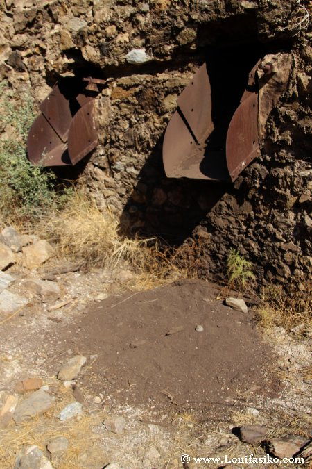 Ruta minas Almería
