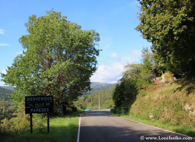 Valle de Paredes Valdés Asturias Fotos