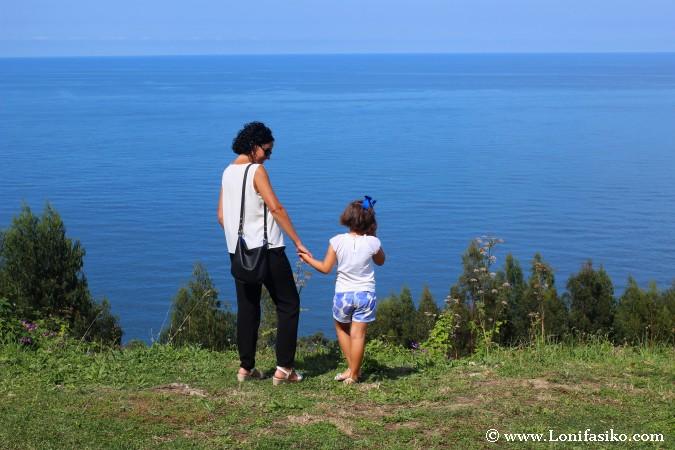 Viaje a Asturias con niños fotos