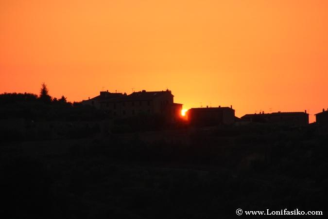 Fotos Atardecer Toscana Sunset Photos