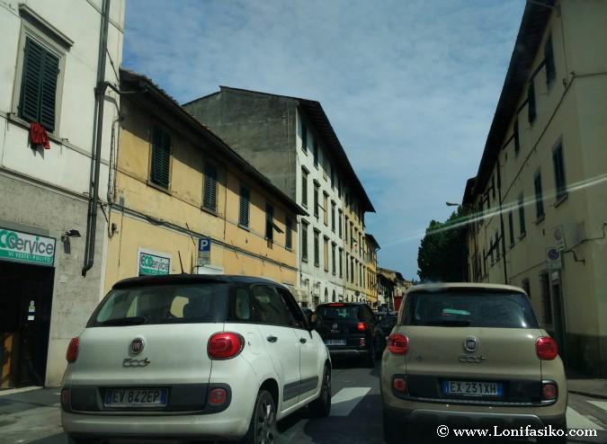 Conducir por la Toscana en coche