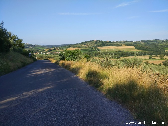 Ruta Toscana en coche