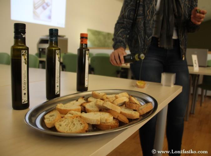 Aceite Artajo Visita Fontellas Ribera Navarra