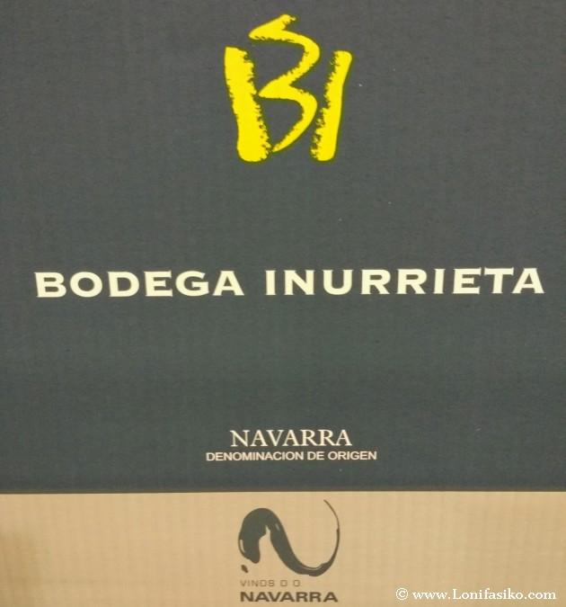 Bodega Inurrieta vino navarra fotos