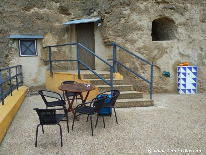 Dormir Casas Cuevas Bardeneras Valtierra Fotos Bardenas Navarra