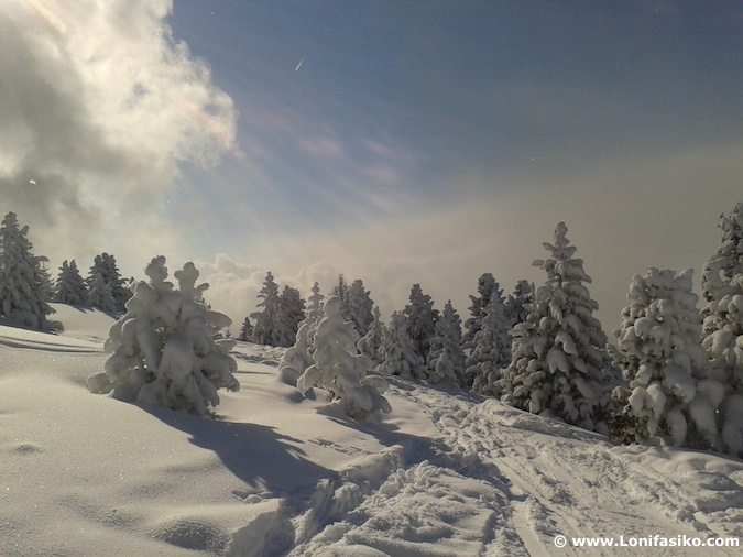 powder snow photos