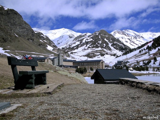 Santuario Vall de Nuria