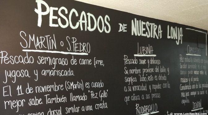 Restaurante El Retiro, no hay mejor pescado fresco en San Vicente de la Barquera