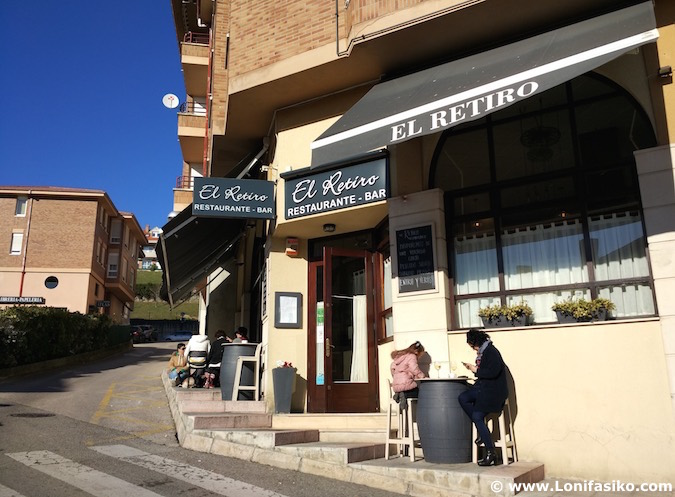 Restaurantes en san vicente de la barquera