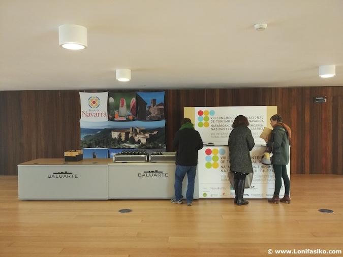 Congreso Turismo Rural Navarra Pamplona