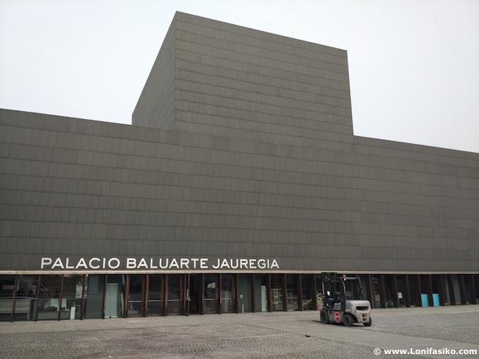 Baluarte Pamplona fotos