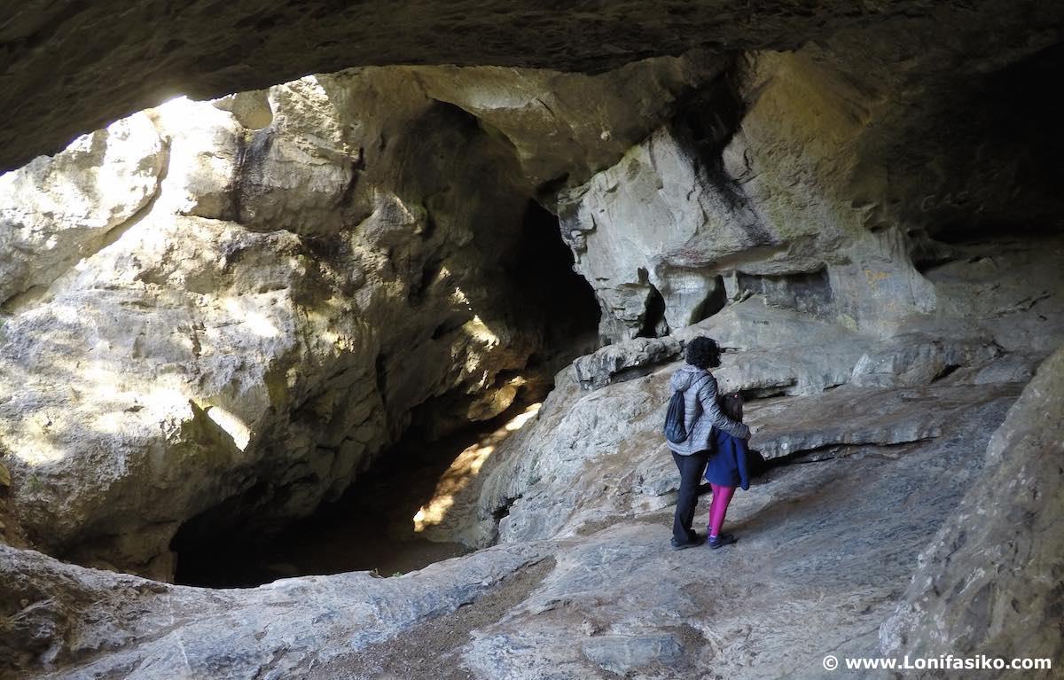 Fotos Cueva Baltzola Dima