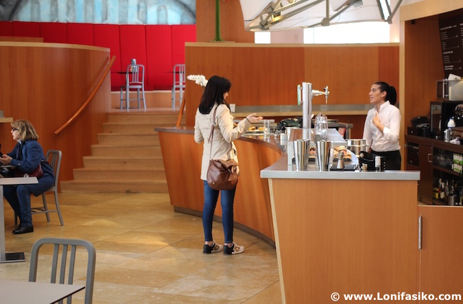 Bar Bistro Guggenheim Bilbao