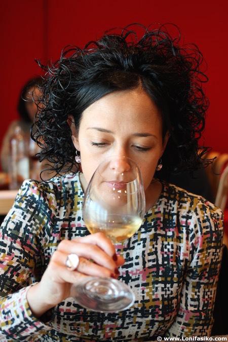 Cómo catar un vino blanco