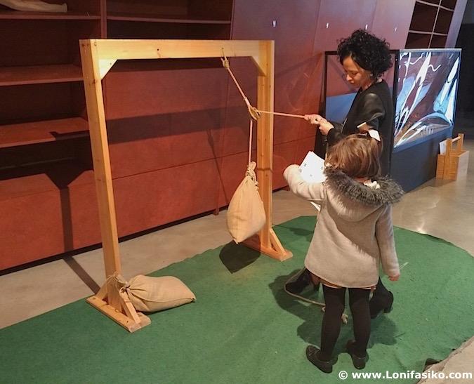 Museo Marítimo Bilbao Niños Fotos