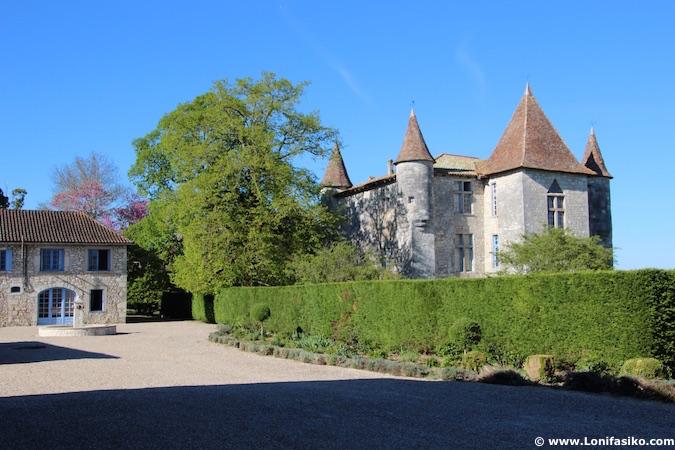 Chateau Panisseau wine photos