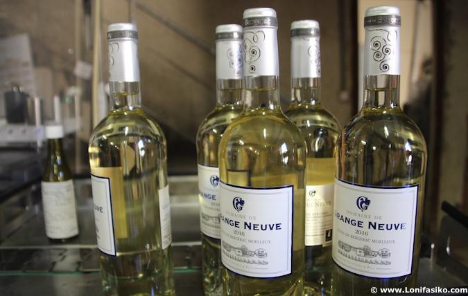 Domaine Grange Neuve Blanc
