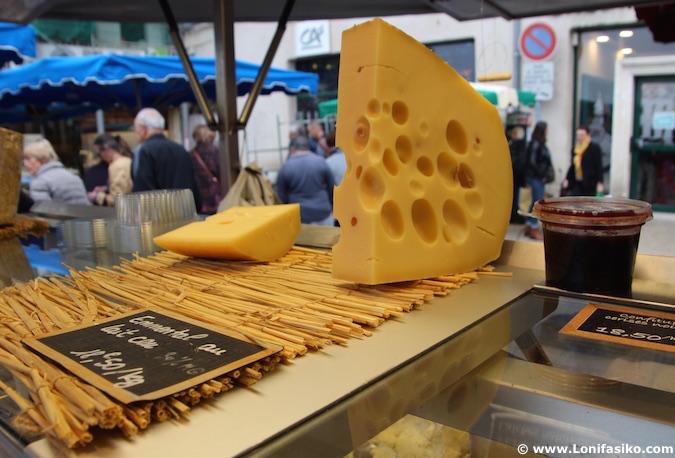 quesos francia fotos