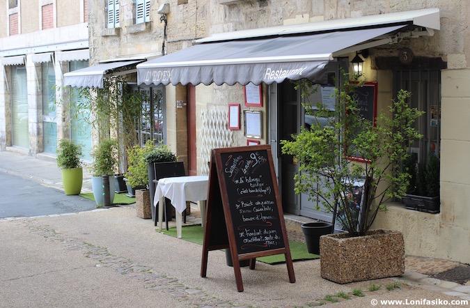 Restaurantes L'Eden Périgueux donde comer