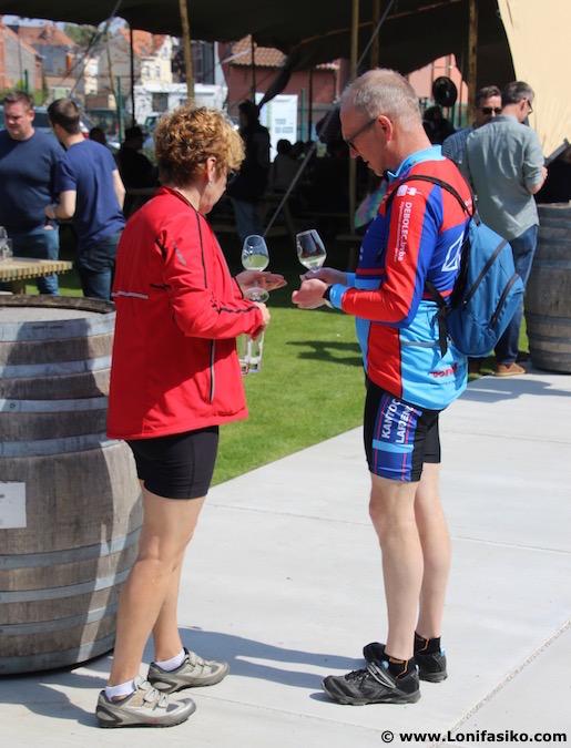 Tour de Geuze en bicicleta