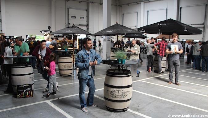 Tour de Geuze Lindemans Brewery