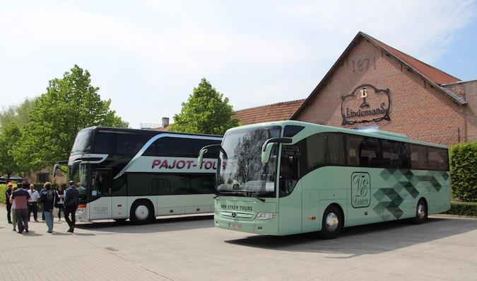 Tour de Geuze bus Horal