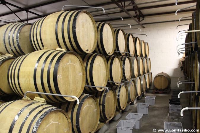 Tilquin lambic beer Flanders barrels