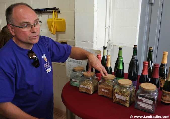 Tour de Geuze Ruta Cerveza Flandes