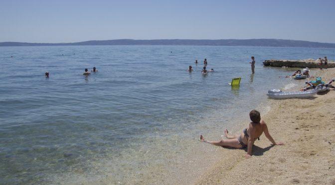 Kaštela Riviera, la zona de playa que buscabas entre Trogir y Split