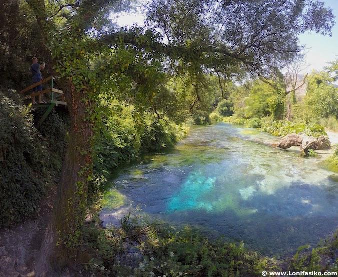 blue eye albania fotos syri i kalter
