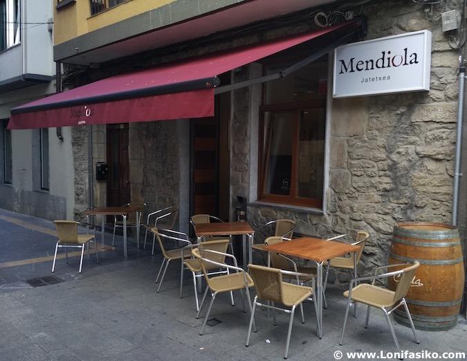mendiola ermua restaurantes fotos opiniones