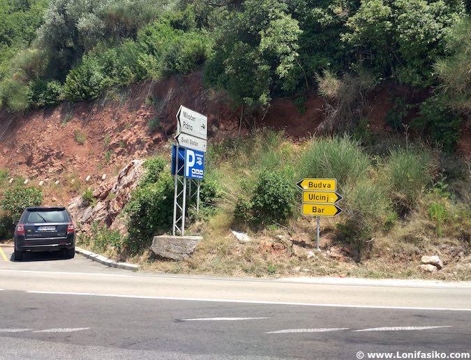 Sveti Stefan Montenegro budva cómo llegar