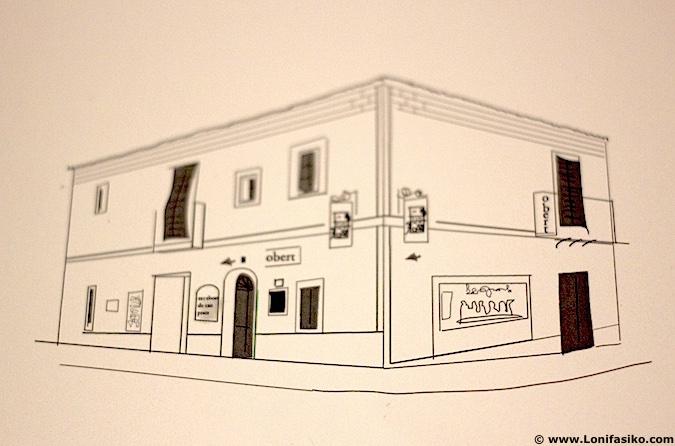 Es Rebost de Can Prats Restaurant Sant Antoni en Ibiza