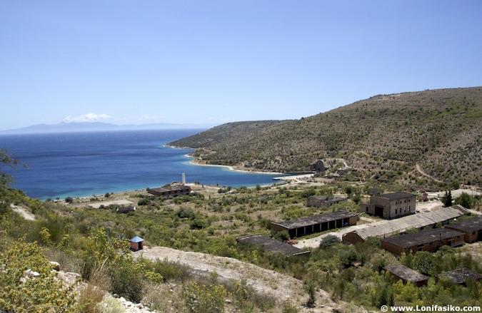 porto palermo albania riviera albanesa