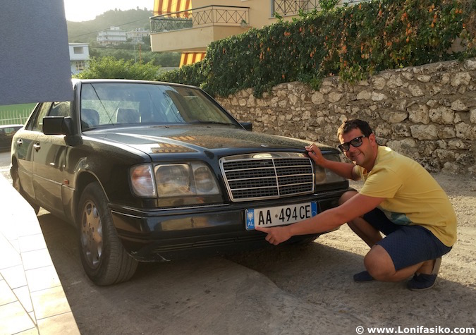 Albania coches fotos