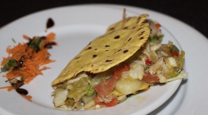Lastur Taberna, autóctono y generoso menú Tripontziak