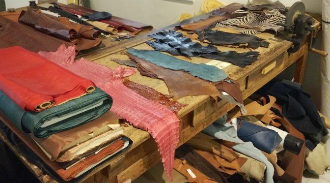 Museo de la piel de Ubrique, legado vivo con label extra de calidad