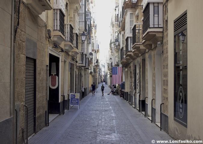 calles Cádiz fotos capital