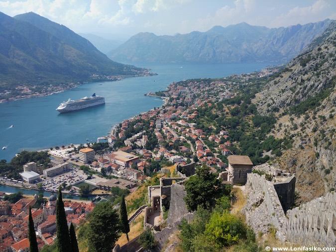 albania en coche desde montenegro
