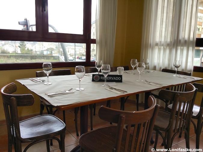 comer barato en Lugo suso restaurante