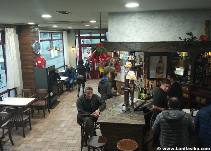 bar restaurante Suso en Lugo