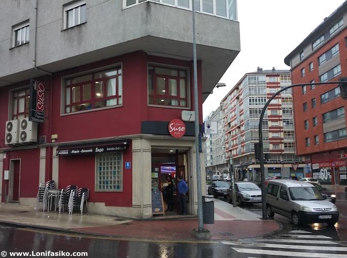 mesón restaurante suso ubicación cómo llegar
